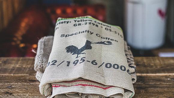 Hessian Coffee Sack
