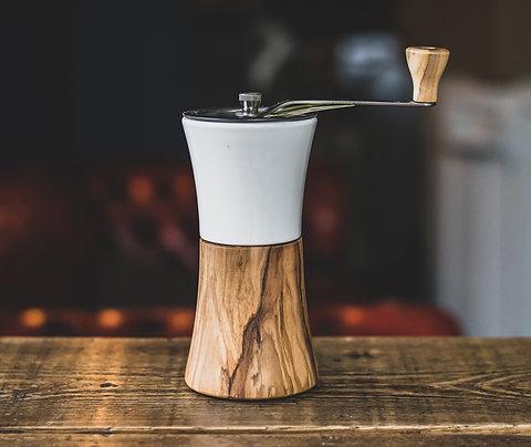 Hario Olive Wood Hand Grinder