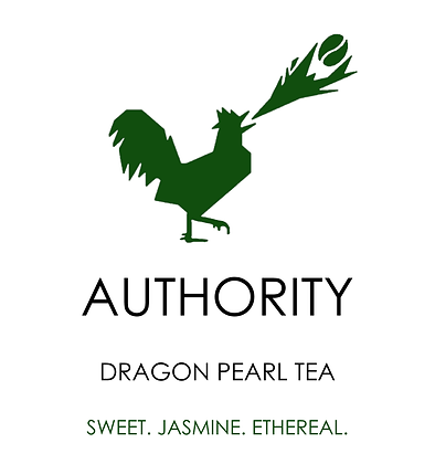 Authority dragon pearl green tea