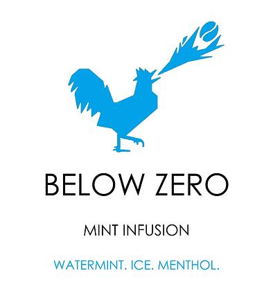 Below Zero peppermint tea by Unorthodox Roasters