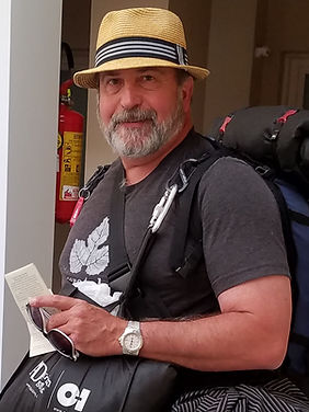 David Burstein, founder of European Beer Tours, is packed for another Euro-trip!