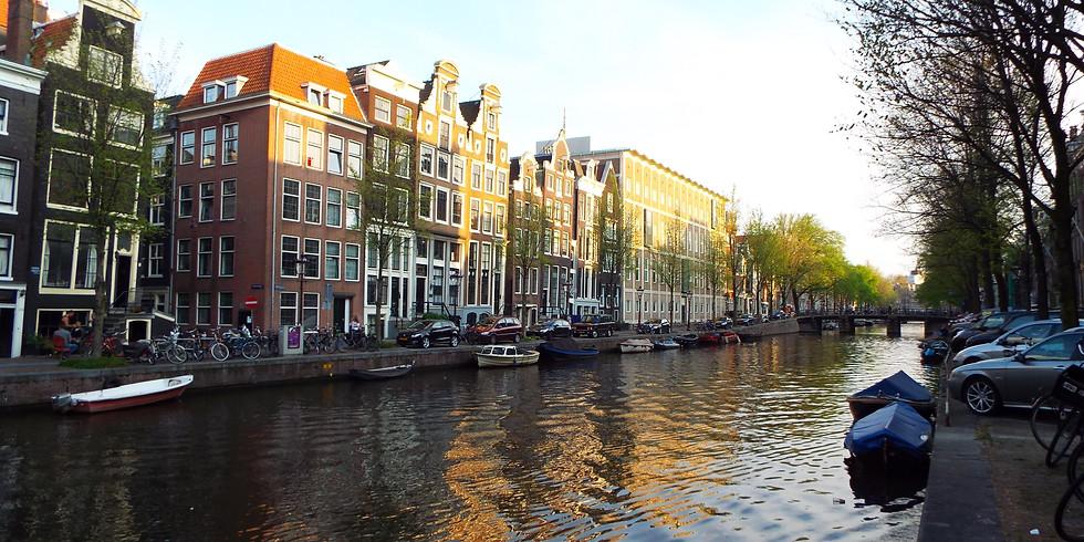 Amsterdam & Brussels