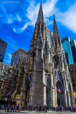 NYC St Patricks Catherdral