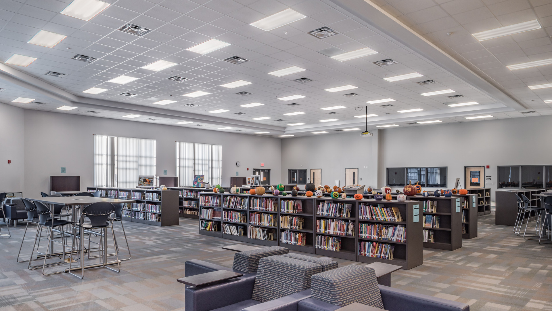 Largo Highschool Library