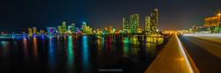 Miami Heat Panoramic