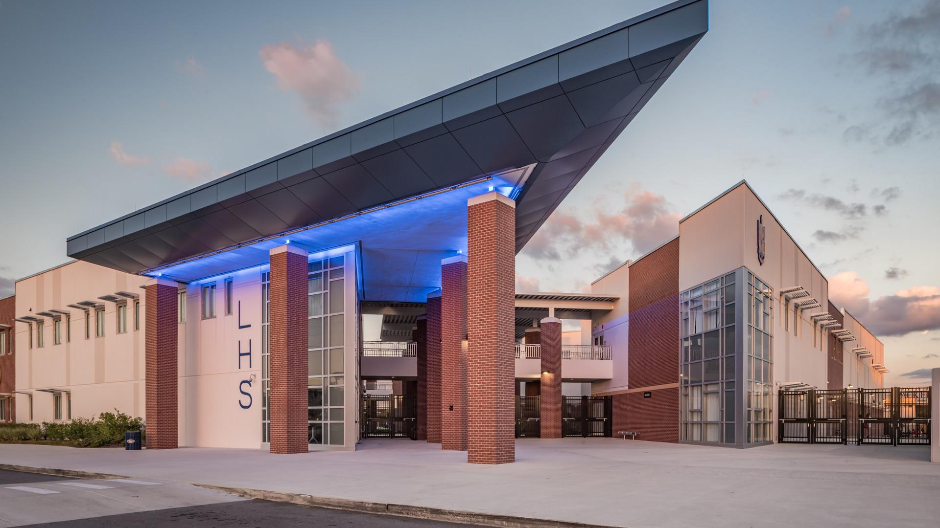 Largo Highschool Exterior