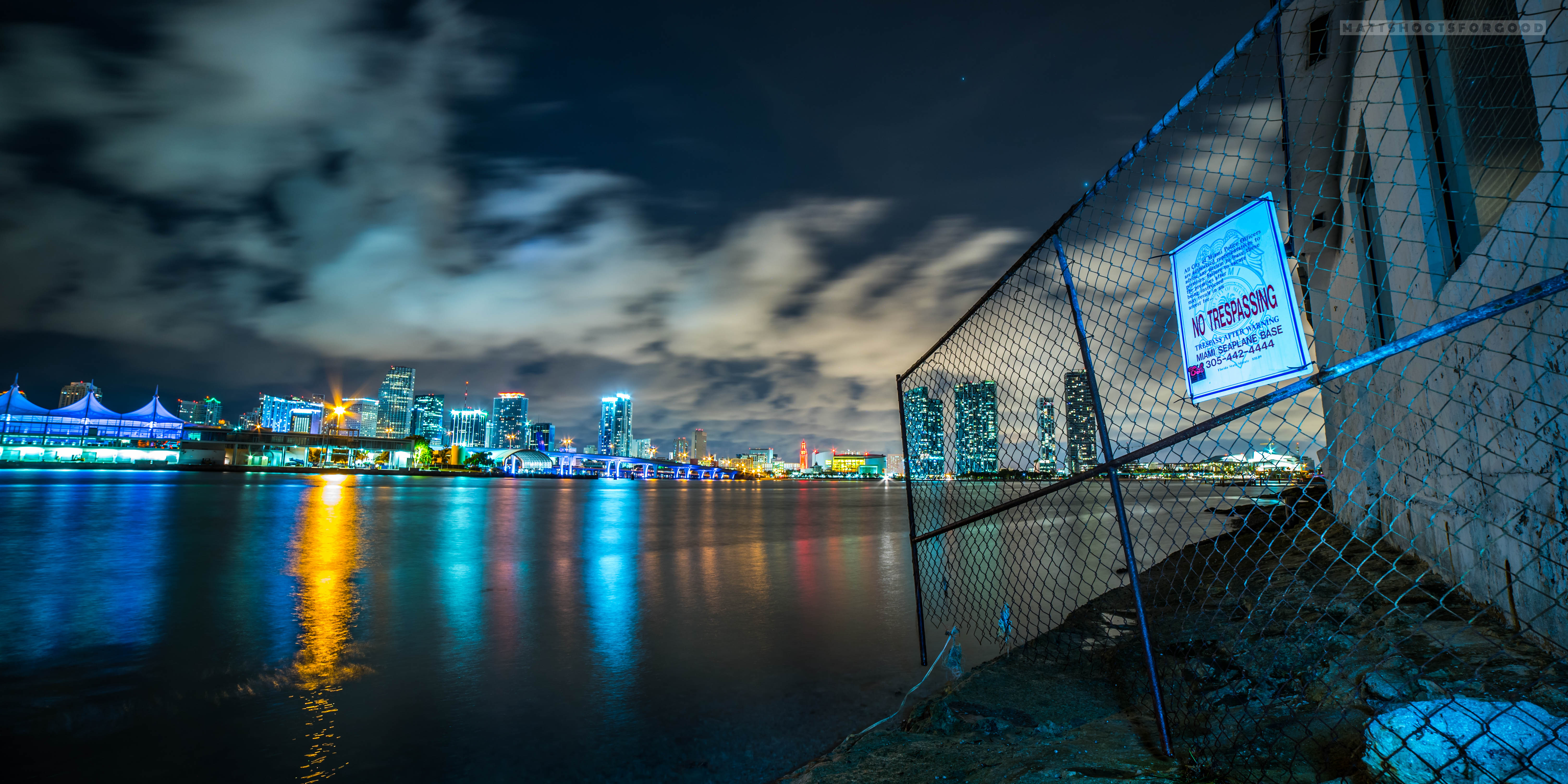 Miami - Biscayne Bay Fence