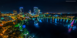 Lake Eola From Above