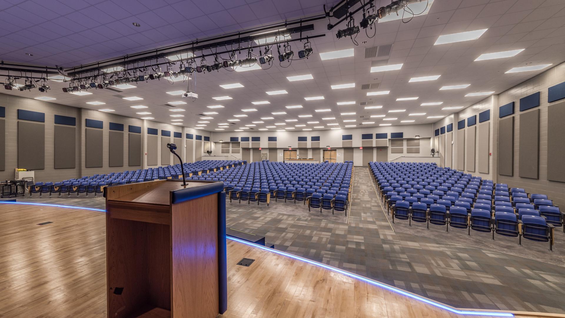 Largo Highschool Auditorium