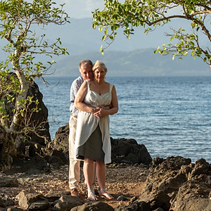 Kasia & Roger's Wedding, Savusavu Fij