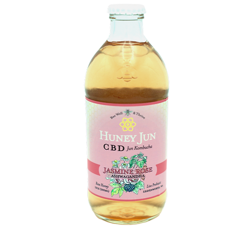 CBD Jasmine Rose Ashwaganda (1 Case, 12 Bottles)