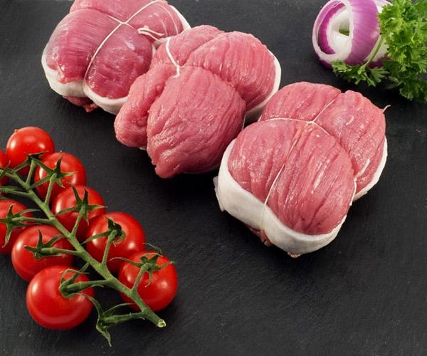 MEAT BREAST ROLL
