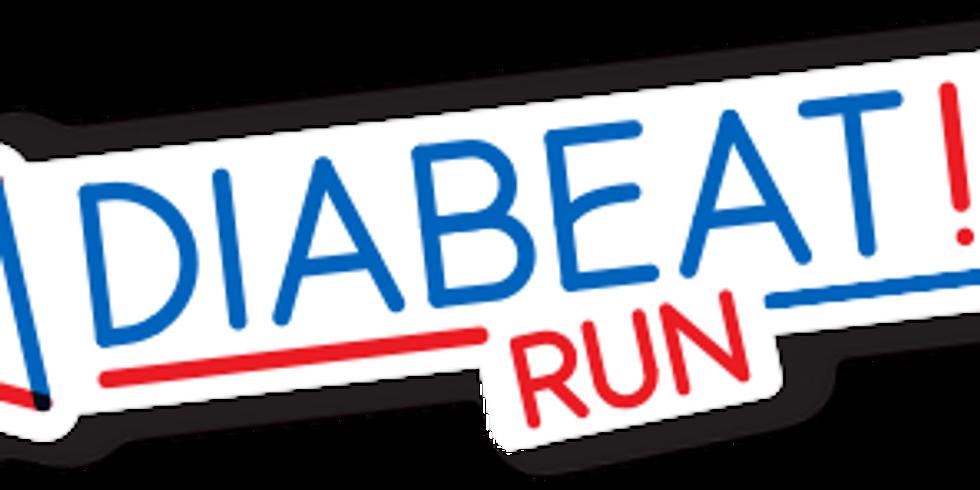 Diabeat It run - Diabetesfonds