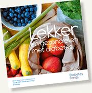 'Lekker en gezond eten met diabetes' -Diabetesfonds