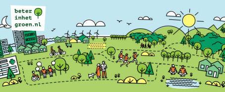 Beter in het groen - Activiteiten in de natuur