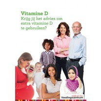 'Vitamine D' -Voedingscentrum