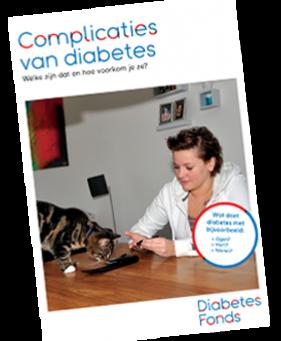 'Complicaties van diabetes' -Diabetesfonds