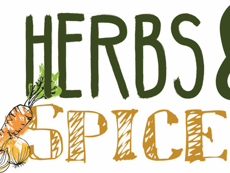 Kook workshops - Herbs and Spices