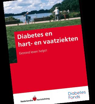 'Diabetes en hart- en vaatziekten' -Diabetesfonds
