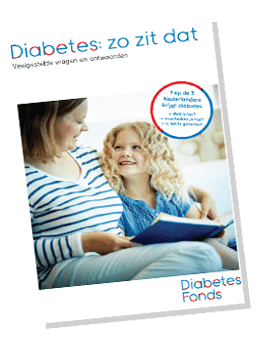 'Diabetes: Zo zit dat' -Diabetesfonds