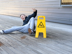Slip & Fall on the Job: Who's Responsible?