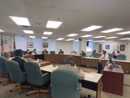 Wicomico Parent Appeals Maryland State Board of Education Statewide Mask Mandate