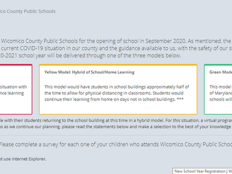 Is Wicomico County Public Schools Justified in Closing Our Schools?