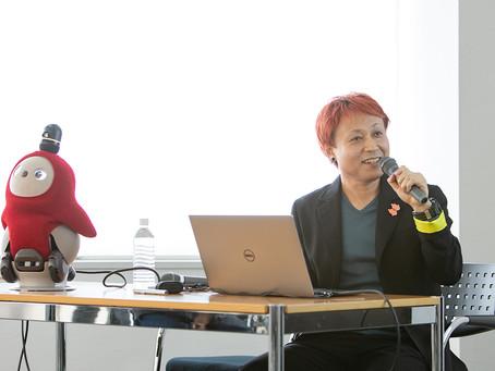 オープニングイベント 新しい社会を支えるテクノロジー ✕ デザイン REPORT Vol.2