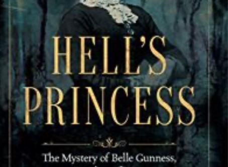 BOOK4: HELL'S PRINCESS