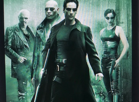 M&S1: The Matrix Trilogy on Netflix