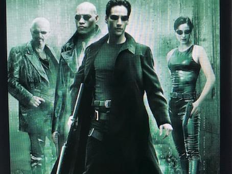 M&S1: The Matrix Trilogy on Netflix