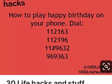 R$4: THE HAPPY BIRTHDAY SONG!
