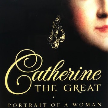 BOOK3: CATHERINE THE GREAT WAS A FREAKIN' BAD A$$!