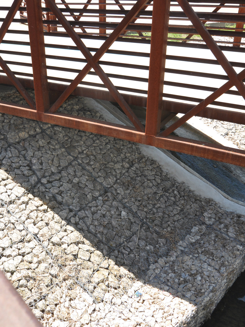 Channel Installation Gabions