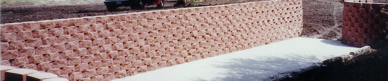 keystone retaining wall