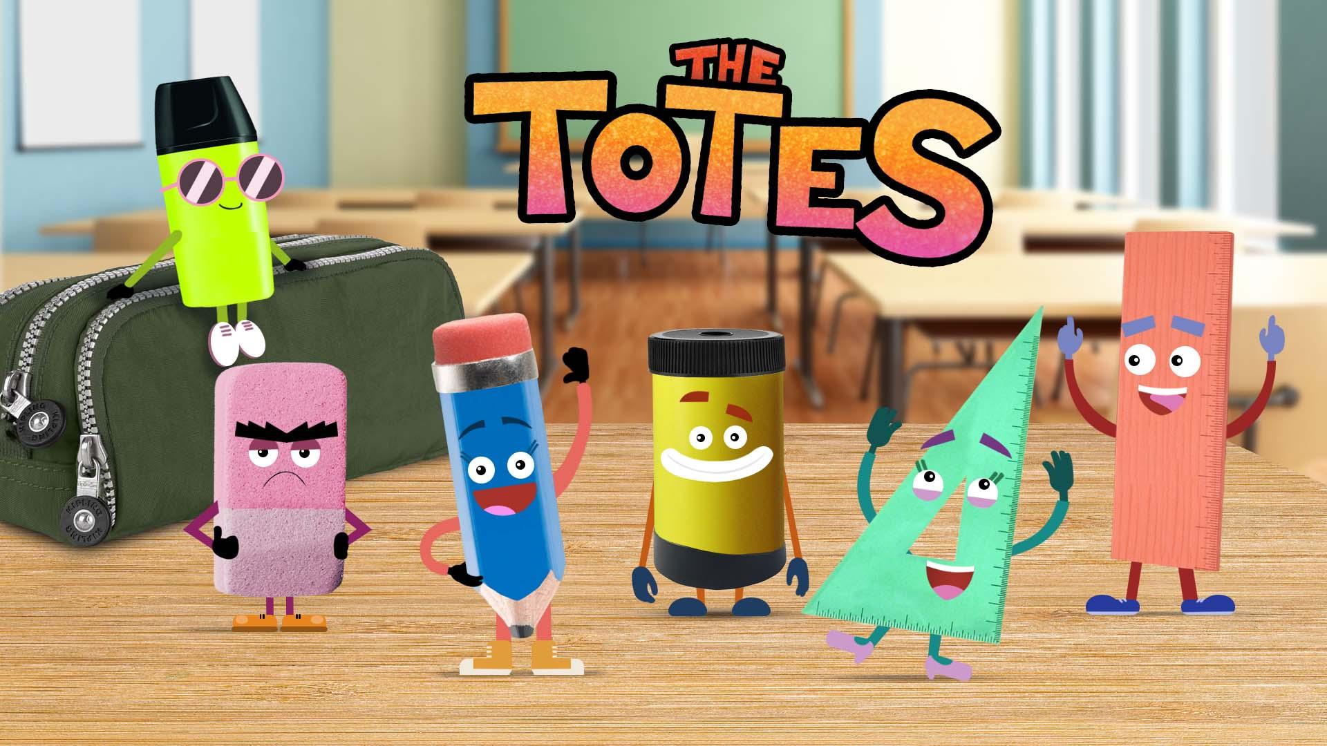 Totes_Group_Concept_Art_Logo