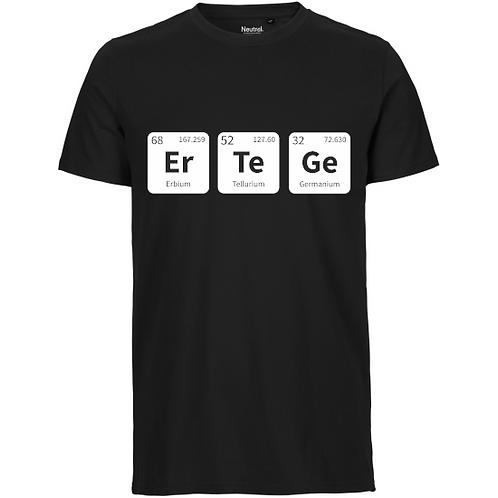 T-shirt Men - ErTeGe weiß