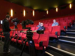 CinemaxX Bielefeld Dreh für Crowdfunding