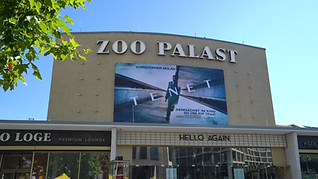 Zoo Palast Berlin im Sommer 2020
