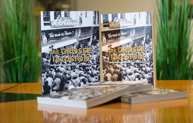 Die Grosse Illusion - Ausstellungsbuch