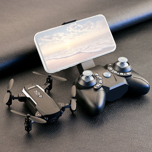 KK8 Foldable Mini Drones Drone RC FPV Quadcopter HD Camera Wifi FPV Dron Selfie