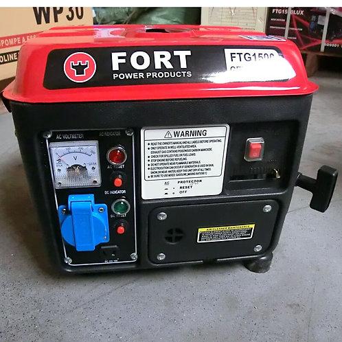 Kiger 650W 220V 50Hz Manual Operation Gasoline Generator Home Generator Power