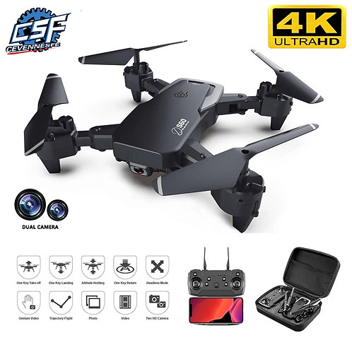 2020 NEW Drone 4k Profession HD Wide Angle Camera 1080P WiFi Fpv Drone