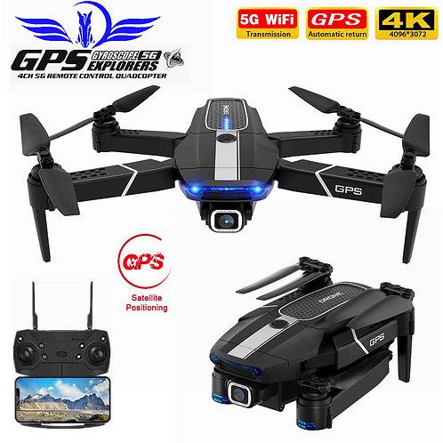 FEMA E525 E525S GPS Drone With 4K / 1080P 5G Wifi FPV HD Wide Angle Camera