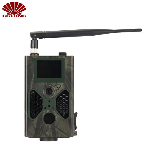 16MP Scouting Hunt Trail Camera With 4G FDD LTE Band 2inch TFT LCD & 1080P HD