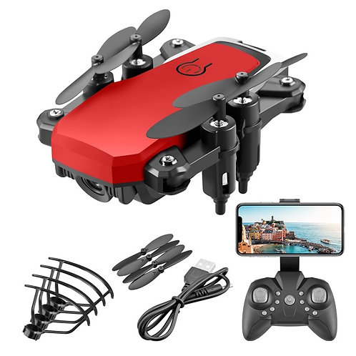 Mini Drones 4K  Quadcopter Toys Folding Dron RC Helicopter HD Drone 4K