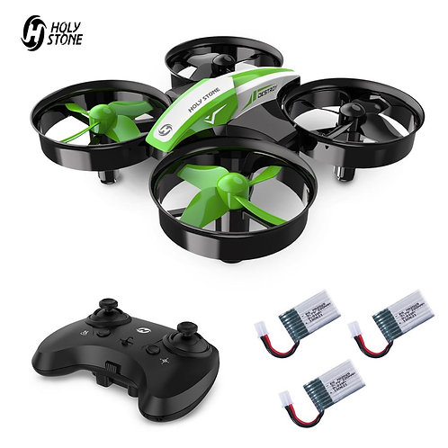 Holy Stone HS210 Mini Drone One Key Take Off/Land Auto Hovering  Flip Mini Nano