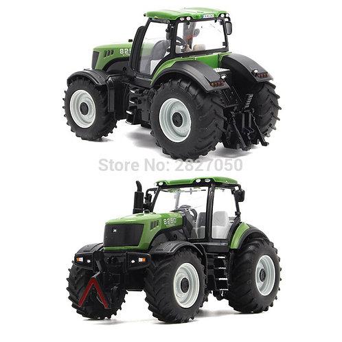 Big Size Engineering Truck Farm Tractor Bulldozer Alloy Model Toys Cars
