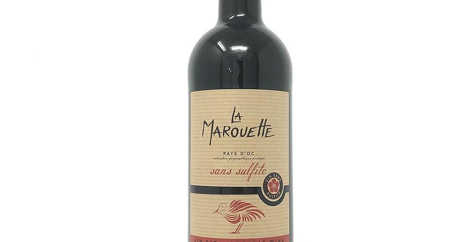 赤)La Marouette 2018 / ラ・マルエット