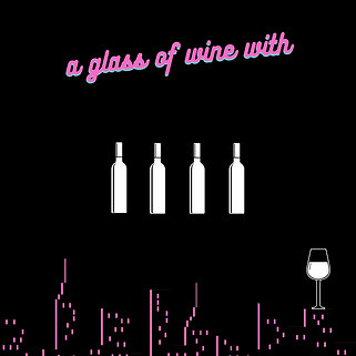 WineBox No.9 - a glass of wine with